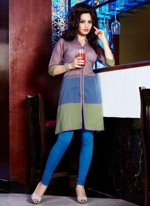 Multi Colour Designer Kurti